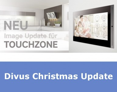 Divus Touchzone Christmas Update