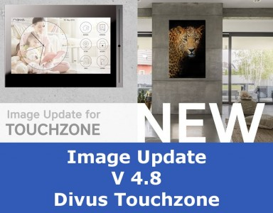 New image update for DIVUS TOUCHZONE V3 with Android 6